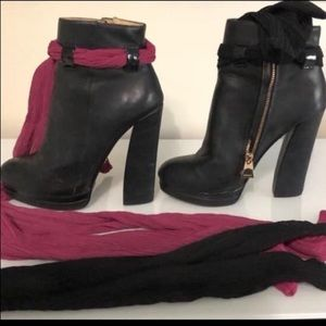 Chloe ankle boots